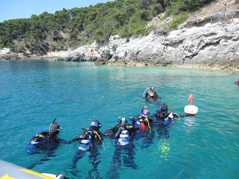 Isole Tremiti Appartamenti - Aquolina Diving Center